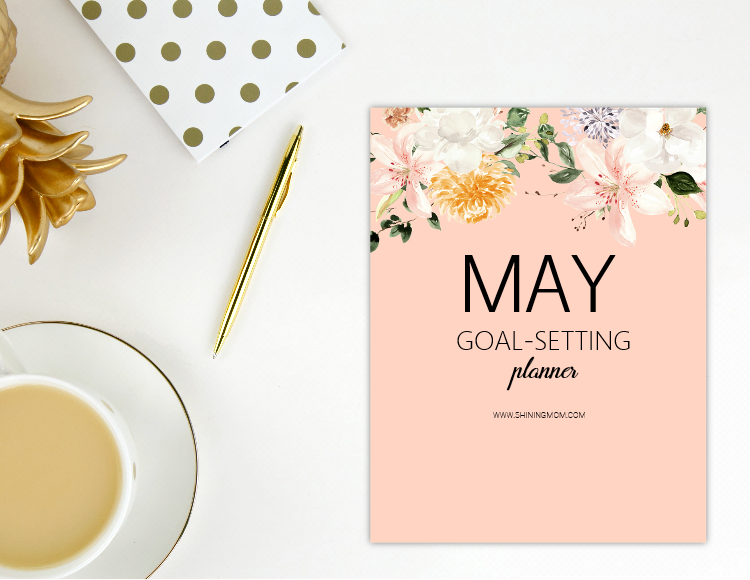 May planner free printable